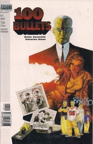 100 Bullets 1999 #1 – a