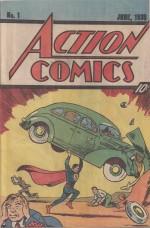 Action Comics 1983 #1 RP - c