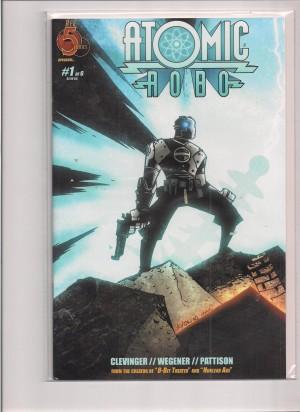 Atomic Robo 2007 #1 – a