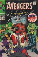 Avengers #54 - a