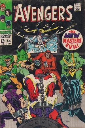 Avengers #54 – a