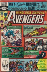 Avengers Annual 1981 #10 ROUGE - d3