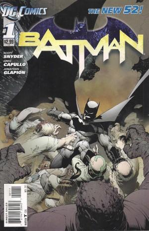 Batman 2011 #1 – b – SOLD 8-7-13