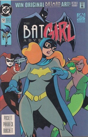 Batman Adventures #12 – a – SOLD 5-30-13
