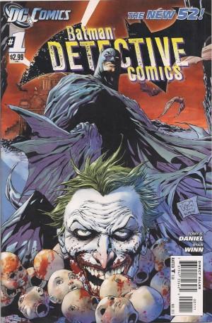 Batman – Detective Comics 2011 #1 – a