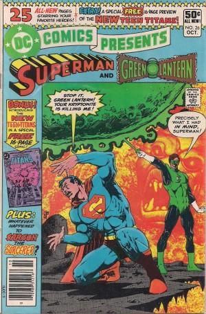 DC Comics Presents #26 – a