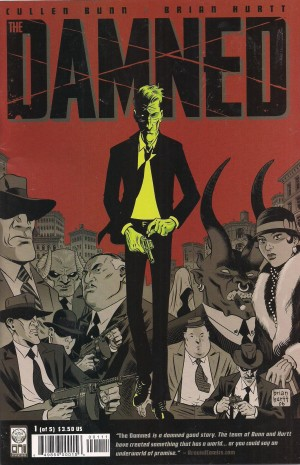 Damned 2006 #1 – d2