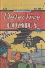 Detective Comics OREO REPRINT #27 - a