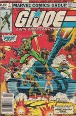 GI Joe 1982 #1 - a