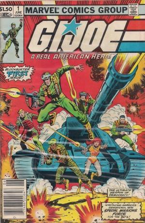 GI Joe 1982 #1 – a