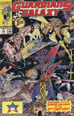 Guardians of the Galaxy 1990 #1 – a