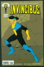 Invincible #1 - first print