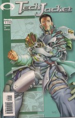 Invincible - Tech Jacket 2002 #1 - a