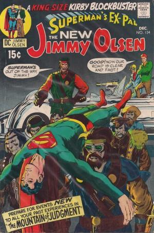 Jimmy Olsen #134 – a