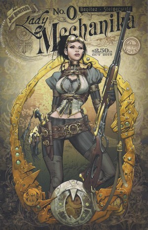 Lady Mechanika 2010 #0 – a