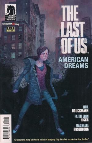 Last of Us American Dreams 2013 #1 – a