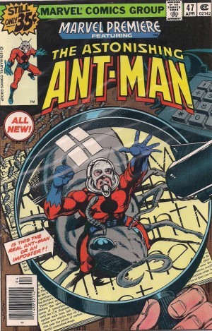 Marvel Premiere 1979 #47 – a