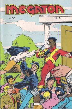 Megaton 1983 #8 – a