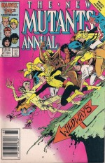 New Mutants Annual #2 - b