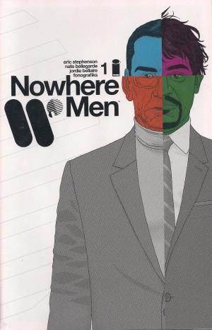 Nowhere Men 2012 #1 – a