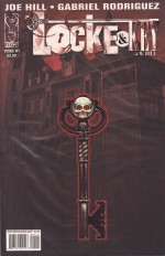 Optioned - Locke & Key 2008 #1 - a