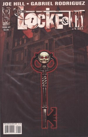 Optioned – Locke & Key 2008 #1 – a