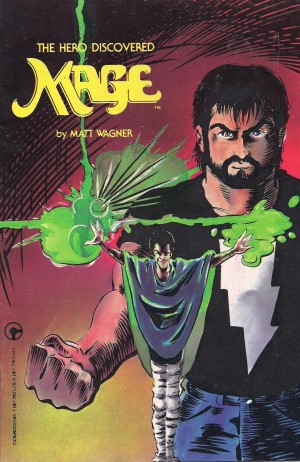 Optioned – Mage 1984 #1 – a