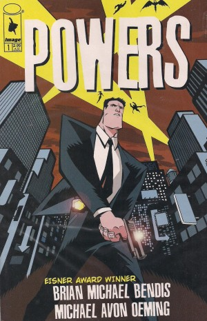 Optioned – Powers 2000 #1 – a