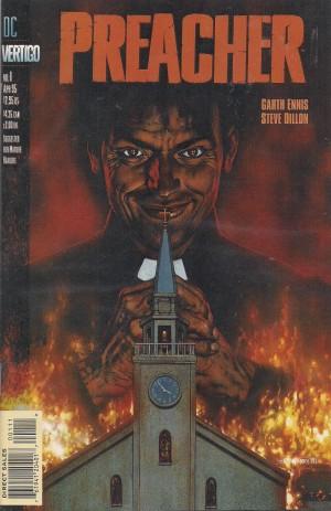 Optioned – Preacher 1995 #1 – d1