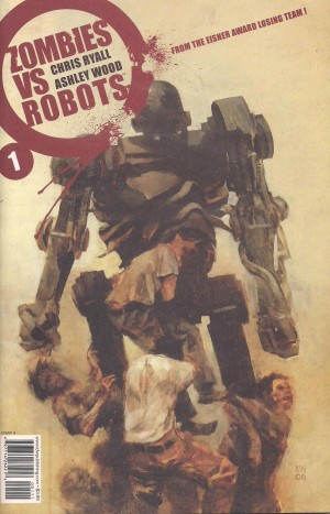 Optioned – Robots Vs Zombies 2006 #1 – a