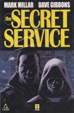 Optioned - Secret Service 2012 #1 - a