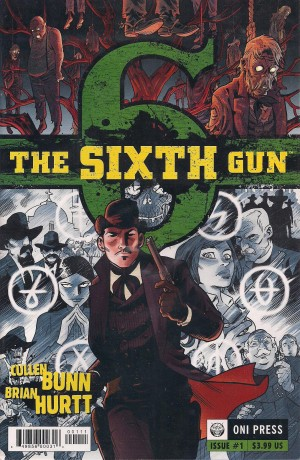 Optioned – Sixth Gun 2010 #1 – a