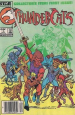Optioned - Thundercats 1985 #1 - a
