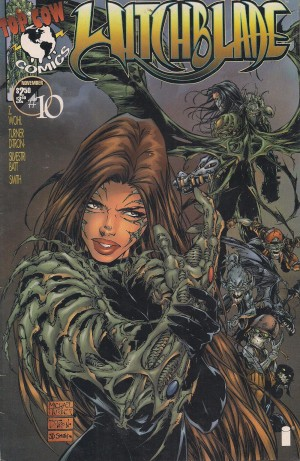 Optioned – Witchblade #10 1st Darkness – b