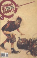 Optioned - Zombies Vs Robots #1b - a