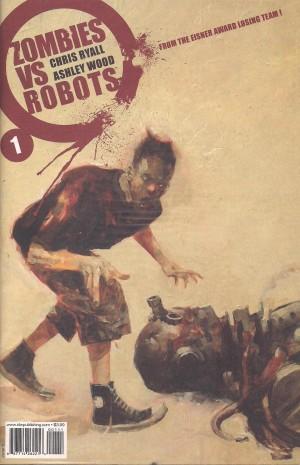 Optioned – Zombies Vs Robots #1b – a