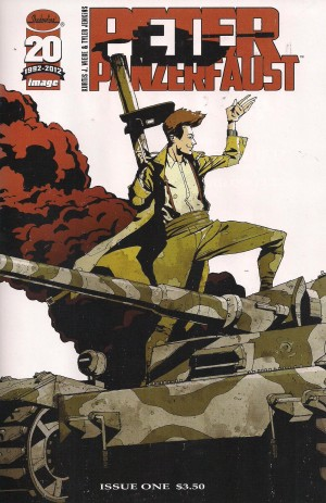 Peter Panzerfaust 2012 #1 – 1st Printing – a – SOLD 9-29-13