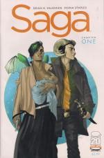 Saga 2012 #1 - B
