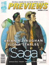 Saga 1st Appearance!
