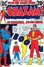 Shazam #1 1970s
