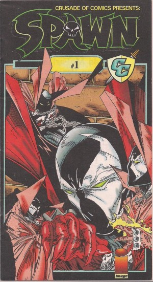 Spawn – Crusade of Comics Presents 1991 – a