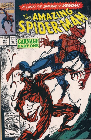 Spiderman, Amazing #361 – a – SOLD 8-22-13