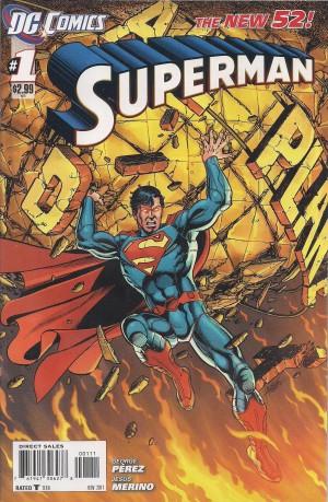 Superman 2011 #1 – c – SOLD 5-24-13