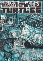 TMNT #3 - First Print - 1984 - a