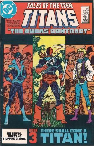 Teen Titans #44 – A