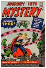 Thor - JIM #83 Golden Records