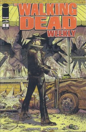 Walking Dead Weekly #1 – a