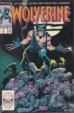Wolverine 1988 #1 - b