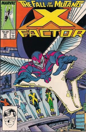 X-Factor #24 – d1