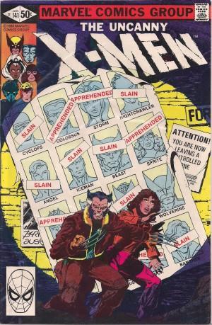 X-Men #141 – b